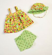From UK Sewing pattern Baby Dress Panties Hat #6727