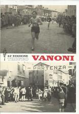 79493 44 TROFEO VANONI MORBEGNO SONDRIO ANNO 2001