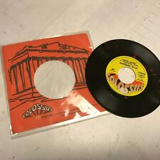 "Shocking Blue Never Marry A Railroad Man PROMO 45 single 7"" orig colossus mono!"