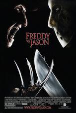 Freddy Vs. Jason Movie Poster 2 Sided Original Final 27x40 Robert Englund