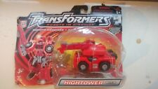 Christmas Sale Transformers Hightower 2001 NIB Landfill robots disguise toy vtg