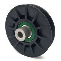 "10966 Idler pulley bushing ID .375/"" Shoulder Ht .270/"" fits17mm bearing"