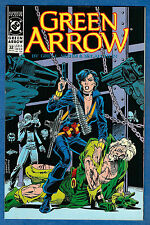 GREEN ARROW # 32  - DC 1990  (vf)