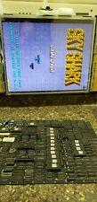 Sky Shark Jamma Video Arcade Game Pcb, Atlanta, Tested Good, #238