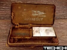 Spare Replacement Gillette Khaki Set Case ONLY