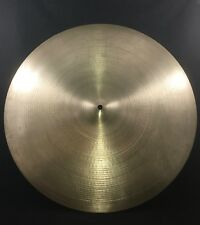 "Zildjian 1970's Hollow Logo 20"" Ride Cymbals"