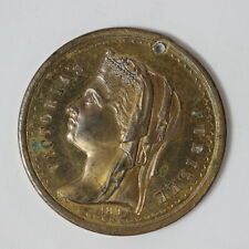 1887 Q. Victoria Jubilee High Grade Medal - Shire of Hampden (3233113C7)