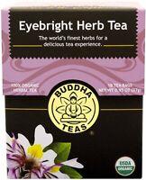 Eyebright Tea by Buddha Teas, 18 tea bag 1 pack