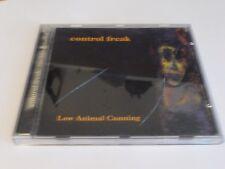 Control Freak : Low Animal Cunning CD