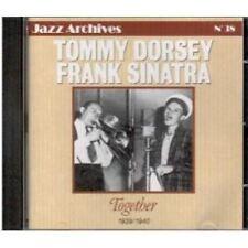CD NEUF scellé - TOMMY DORSEY & FRANK SINATRA - TOGETHER 1939/1940 -C37
