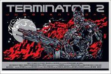 Terminator 2 by Ken Taylor - Rare sold out Mondo