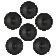 "Celestion TF0818MR 8"" inch Midrange Speakers Closed Back 100-Watt RMS, 6 pcs"