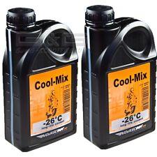 Kühlflüssigkeit 2L Cool-Mix Kühlflüssigkeit Kühler Flüssigkeit Motorrad Roller