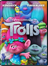 Trolls (DVD 2016) Adventure, Family, Animation* SEALED NOW SHIPPING !!!!