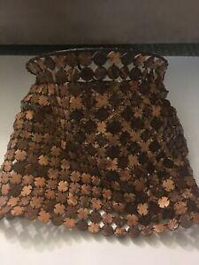 Brown boho Lamp shade pattern Decor. Lamp Lighting shade decoration