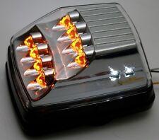 Klarglas LED Blinker FÜR Mercedes W463 G Klasse m. POSITIONSLICHT SMOKE