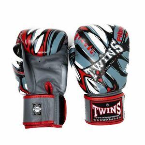 Twins Demon Boxing Gloves Muay Thai Sparring Gloves Fantasy Kickboxing Gloves