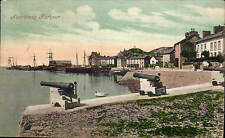 Aberdovey Harbour by Valentine's.