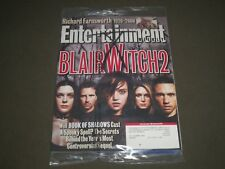 2000 OCTOBER 20 ENTERTAINMENT WEEKLY MAGAZINE - BLAIR WITCH 2 COVER - PB 1312