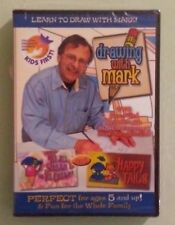 drawing with mark  WE ALL SCREAM FOR ICE CREAM / HAPPY TAILS    DVD NEW