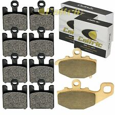 FRONT and REAR BRAKE PADS Fits KAWASAKI ZX636 Ninja ZX-6R 2003-2007