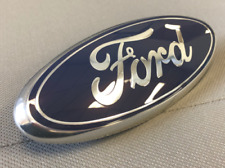 OEM NEW Front Grille Emblem Badge Blue Oval Medallion Contour Taurus F8RZ8A223AA