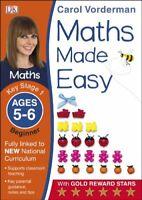 Carol Vorderman - Maths Made Easy Ages 5-6 Key Stage 1 Beginner