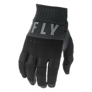 Fly Racing 2020 F-16 Adult Motocross Gloves Black/Grey Fast & Free UK Post