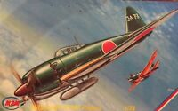 Mitsubishi A7M2 Reppu MPM 1/72 Scale Model Airplane Kit # 72118