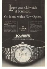 1990 Tudor by Rolex Watch Advertisement Tourneau