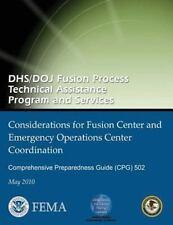 DHS/DOJ Fusion Process Technical Assistance Program and Services -...