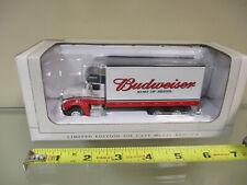 Budweiser Peterbilt 385 Van Box Truck by SpecCast 1/64th Scale