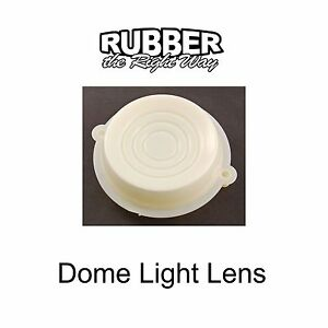1960 1961 1962 1963 1964 1965 Ford Mercury & Edsel Dome Light Lens