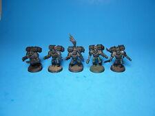 GW Warhammer 40K Space Marine Assault Squad Part Paint Plastic ea