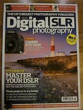 Digital SLR Magazine - May 2010 - Creative Portraight Lighting, Fine Art Beach