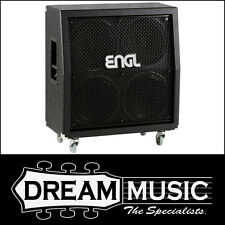 "ENGL E412SSB Standard Series 4x12"" Angled Slanted Speaker Cabinet RRP$1599"
