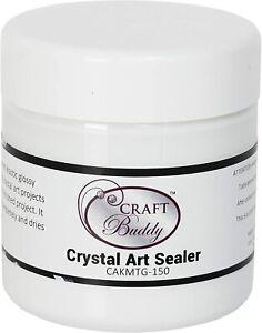 Craft Buddy Crystal Art Sealer 150ml or 400ml ~ 5D Diamond Painting Sealer NEW