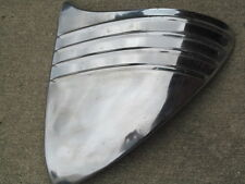1949 Oldsmobile 98 2dr left Stone Shield Quarter Trim