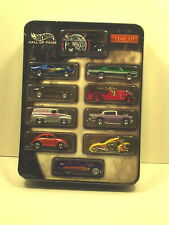Hot Wheels Target Hall of Fame Set 2004 Issue Mint & Sealed Fast Free Shipping