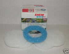 Eheim 2616320 Ecco Pro almohadillas de espuma. paquete De 5. Acuario. 130, 200, 300