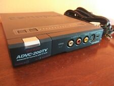 Canopus ADVC-200 Advanced Analog to Digital Video Converter W TV Tuner 300 110