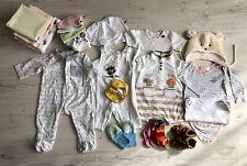 Über 30 Teile Baby Kleidung Schuhe Schlafsack Mädchen Kleiderpaket Sommer