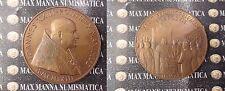 MEDAGLIA BRONZO GIOVANNI XXIII 1963 COD. MEDGIOVXXIII-29