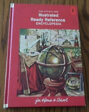 THE LITTLE & IVES ILLUSTRATED READY REFERANCE ENCYCLOPEDIA (1964) BOOK 1
