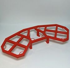 "Can-am Renegade All Years All Models Rear Rack ""Red"""