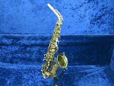 Vintage Selmer Signet Alto Saxophone Ser#482402 Plays but Needs Tweak
