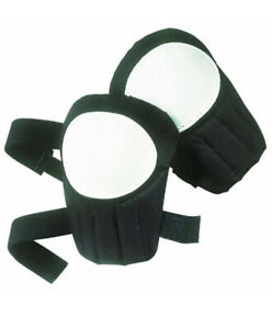 Custom Leather Craft V230 Swivel Knee Pads with Hook and Loop Fasteners, 0842980