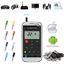 Universal Mini Smart IR Remote Control 3.5mm Headphone Jack for Samsung Phone