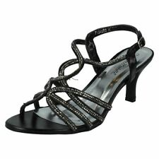 Buckle Synthetic Formal Shoes for Women