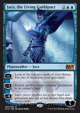 JACE, THE LIVING GUILDPACT M15 Magic 2015 MTG Blue Planeswalker MYTHIC RARE